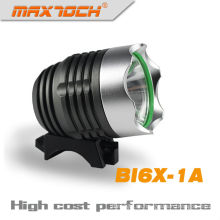 Maxtoch BI6X-1A 1000 Lumen 4 * 18650 Batería Cree LED Light Biycle