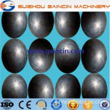 steel chromium cast balls, dia.20mm to 120mm alloy casting steel mill balls, grinding media casting balls