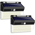 206LED Solar Wireless Motion Sensor Outdoor Light
