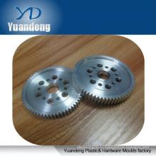 Алюминиевые круглые распорки с отверстиями