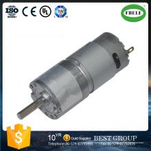 Micro Motor de Redução de Engrenagem, Motor DC de Pequeno Porte, Mini Motor Micro, Motor DC, Motor de Escova de Carbono, Motor de Engrenagem