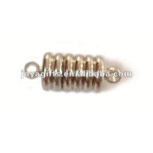 Магнитный гематитовый браслет с магнитной застежкой