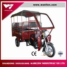 Vespa del triciclo de 175cc 200cc Carga de la motocicleta de China