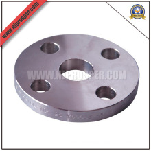 316 Stainless Steel Plate Flange (YZF-FZ186)