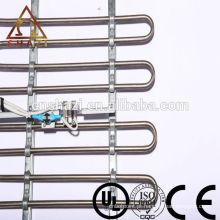 Elementos de aquecimento do ar condicionado com termostato