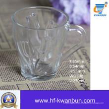 Tasse de tasse à bière avec bon prix Verrerie de verrerie de café Kb-Jh6012