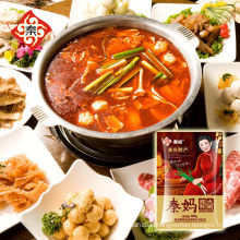 hot sale hot pot sauce from china factory