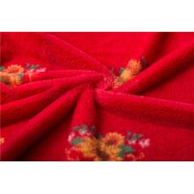 Высококачественные гладкоокрашенные флисовые ткани с PV-покрытием