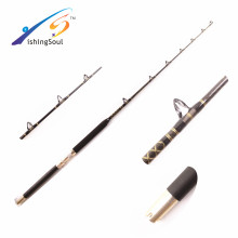 GMR096 High quality saltwater strong blank boat rod game trolling rod with turbo guides