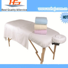 Alibaba Wholesale Spa Massage Cover Bedsheet