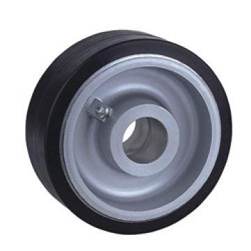 Резиновые колеса с алюминиевым центром