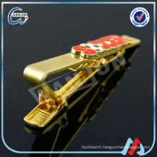 gold plated custom tie clip manufacturers