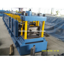 galvanized steel Z purlin making machine