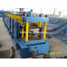 galvanizado aço purlin Z faz a máquina