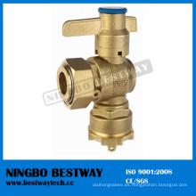 Tipo directo de la venta caliente Precio de válvula de bola bloqueable (BW-L03)