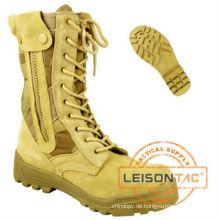Neue Design militärische Wüste Stiefel taktische Stiefel Hersteller ISO-Norm