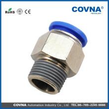 Conexões pneumáticas / conexões pneumáticas / acessórios plásticos