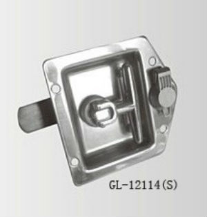 Käufer Heavy-Duty Standard Größe Flush Mount T-Griff Latch