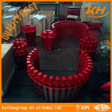 """API 7K Tipo de campo petrolífero DCS 3 """"-14"""" slip collar de perforación"""
