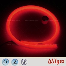 LED Neon Flex rope light for outdoor projects