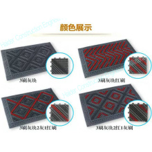 Interlocking Entrance Matting System for Commercial Places