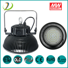 Corps en alliage d'aluminium 200w Highbay Lighting
