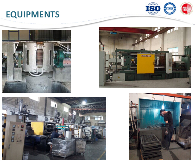 Die Casting Equipments