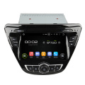 Car Multimedia GPS Player For Hyundai Elantra