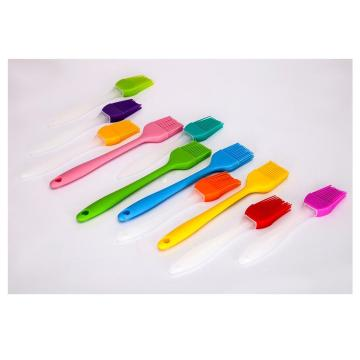 Solid Coating Silikon Pastry BBQ Tool Baking Brush