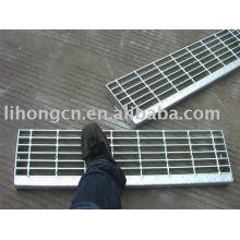Treppenstufen, Metall Treppenstufen, Stahlleiter Lauffläche
