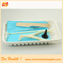 Disposable ENT examination kits