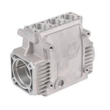 Elektromotor Aluminiumform