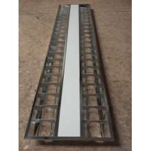 aluminum fluorescent light covers for canada