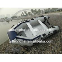 Bateau gonflable PVC / bateau de pêche / bateau gonflable bateau d'assaut