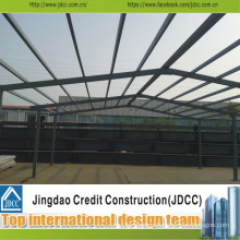 Friendly Sandwich Panel Steel Structure Shed