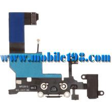 Puerto de carga original Flex Cable para iPhone 5 Piezas de reparación
