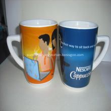 Promotional Sublimation Ceramic Mugs, Full Color Printed