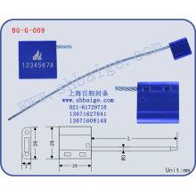 cabo de arame do selo BG-G-009
