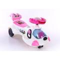 Schutz billig Eco-Friendly Fun Kunststoff Kind Schaukel Auto / Baby Dreirad