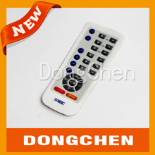 New Style Plastic Remote Membrane Keypad Overlay