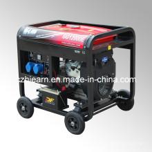 Generador de la gasolina 8kw con el motor de Lifan (GG12000E)