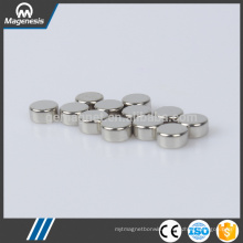 2017 customized hot sale ndfeb electric radial magnet