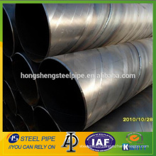 astm a53 spiral welded carbon steel pipe /ssaw steel pipe