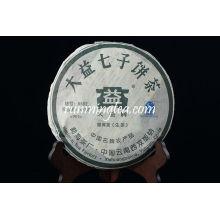 2009 Menghai Dayi 8582 Сырье Pu Er (901) puer tea Чай Pu'er Чай Pu-erh Классический рецепт 357г / торт