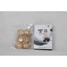 Effectiveness of nutrition organic fermented black garlic,best choose for your parents