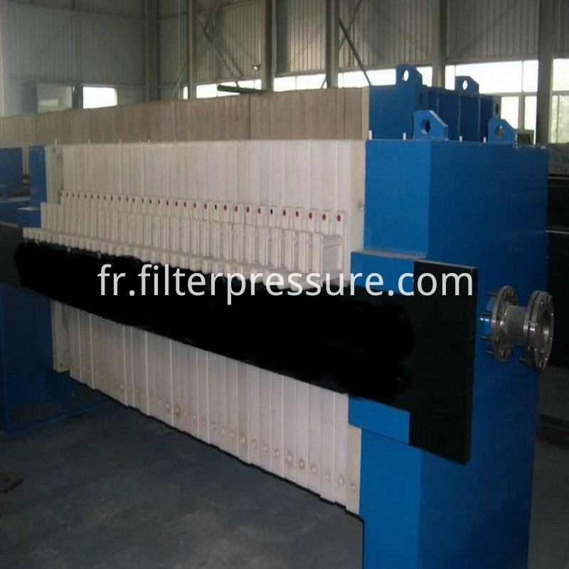 Water Chamber Filter Press