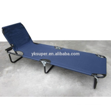 Outdoor Aluminum Folded Camping Bed