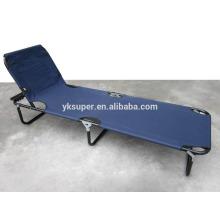 Наружная алюминиевая складная кровать для кемпинга