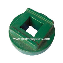 John Deere end washer A3745 for hipper , 1 1/8'' square hole