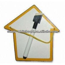 Tableau d'affichage à bande dessinée magnétique, tableau blanc pour enfants XD-CH082-2